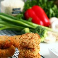 Croquetas de Papas Vegetales [Vegano y Vegetariano]