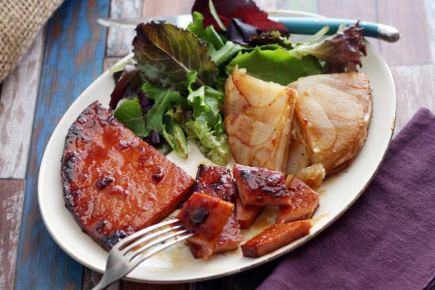 Ham Steak Image