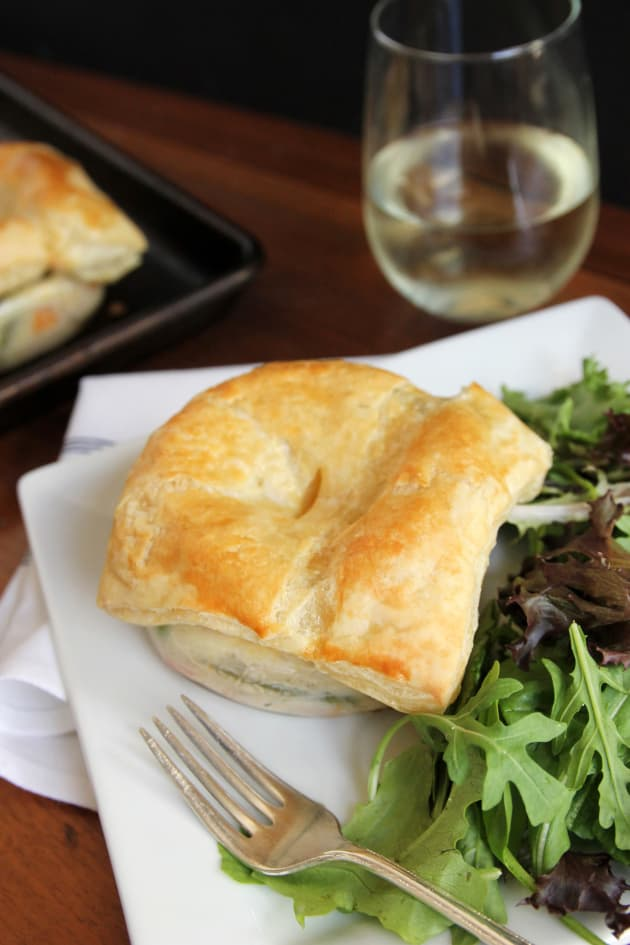 Chicken Pot Pie for Two Pic