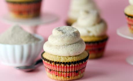 Snickerdoodle Chai Cupcakes Recipe