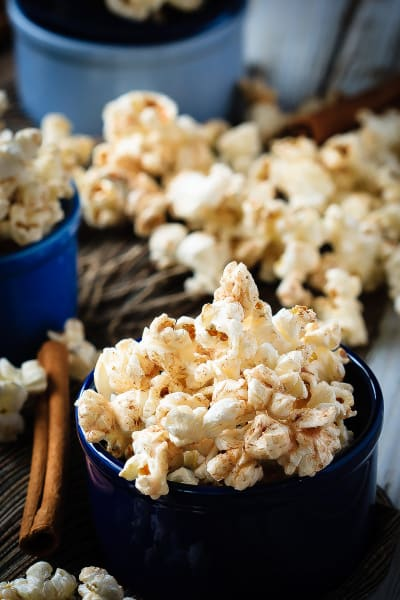 Cinnamon Roll Popcorn Picture
