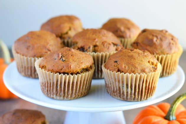 Gluten Free Pumpkin Muffins Image