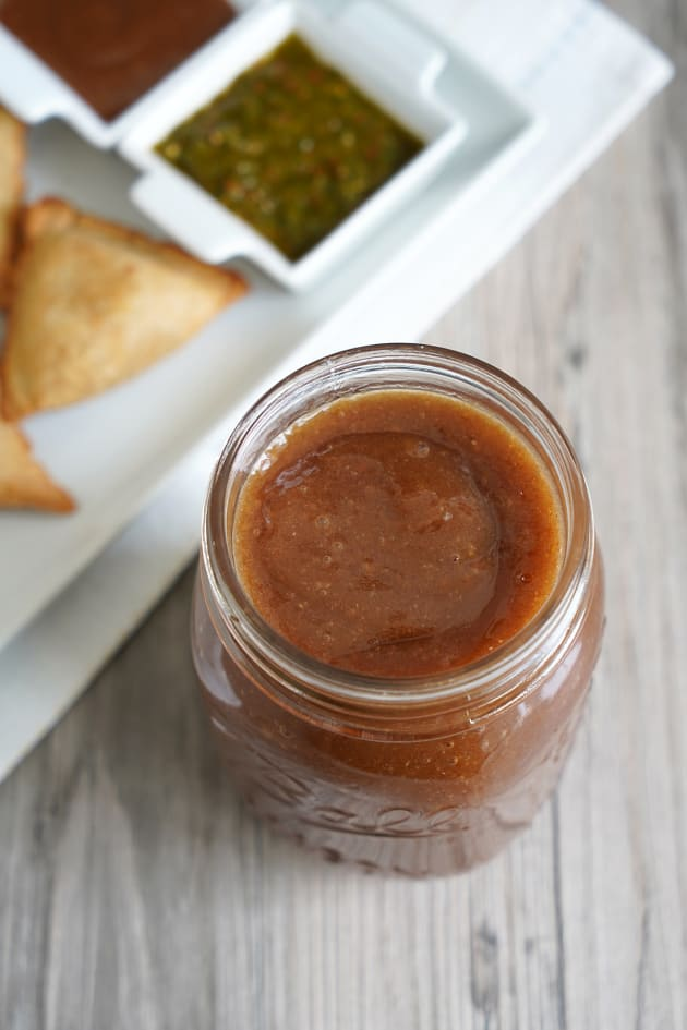 Tamarind Date Chutney Picture