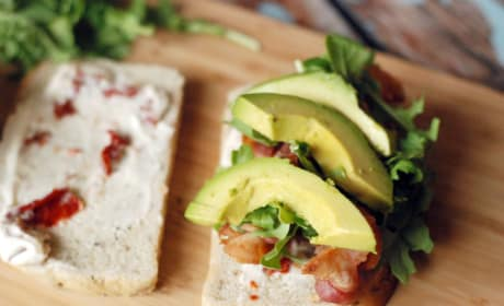 Avocado BLT Recipe
