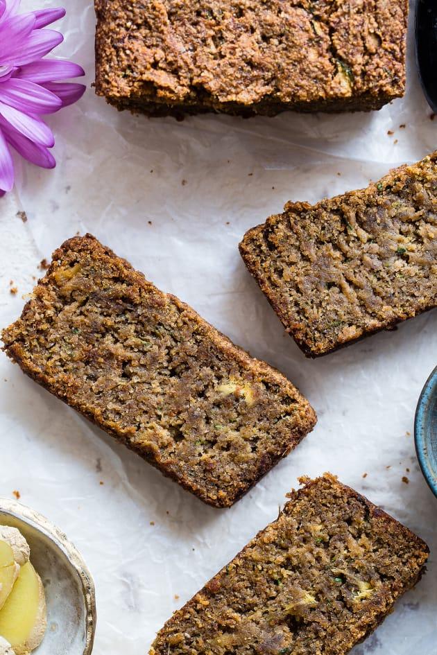 Vegan Zucchini Bread with Five Spice Pic