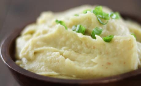 Buttermilk Mashed Potatoes Recipe