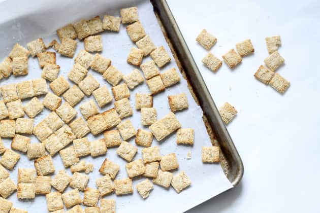 Homemade Triscuits Pic