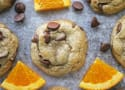 Gluten Free Chocolate Chip Cookies with Orange Recipe
