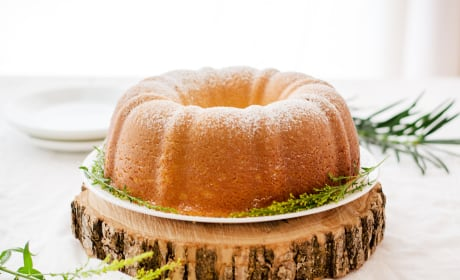 Cream Cheese Bundt Cake Recipe