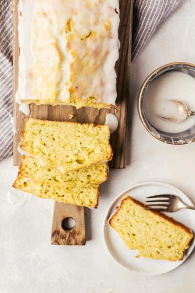 Lemon Zucchini Bread Picture