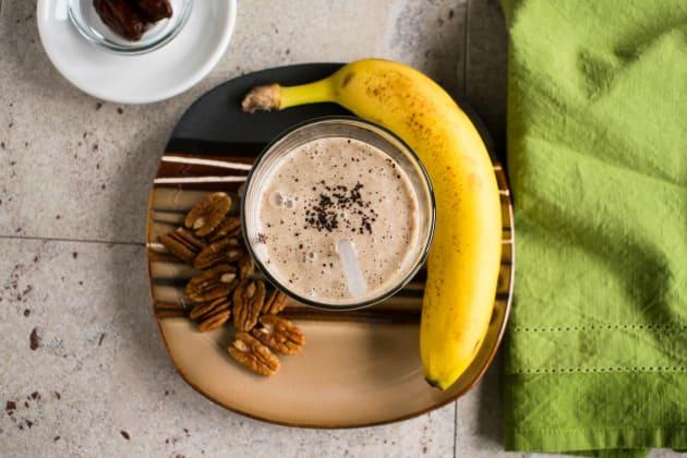 Healthy Homemade Vanilla Frappuccino Image