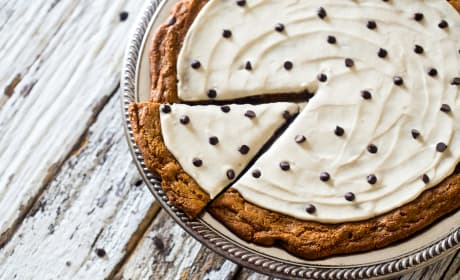 Paleo Cookie Pizza Recipe