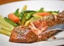 Roasted Teriyaki Salmon