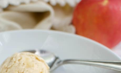 Paleo Apple Pie Ice Cream Picture
