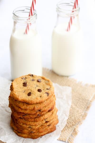 Coconut Flour Cookies Picture