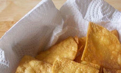 Homemade Tortilla Chips Picture