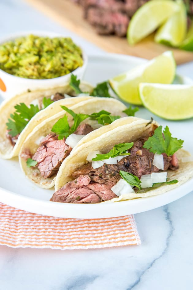Flank Steak Tacos Picture