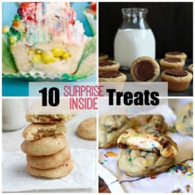 Stuffed: 10 Sweet Treats That Are Full of Surprises