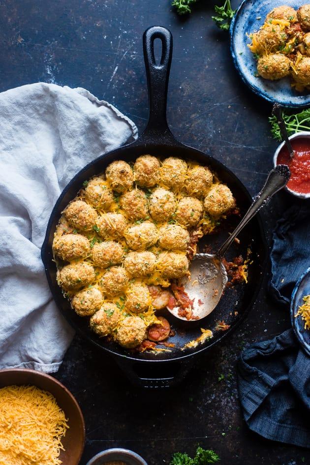 Cajun Cauliflower Tot Casserole Image