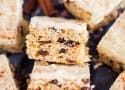 Oatmeal Raisin Rice Krispie Treats