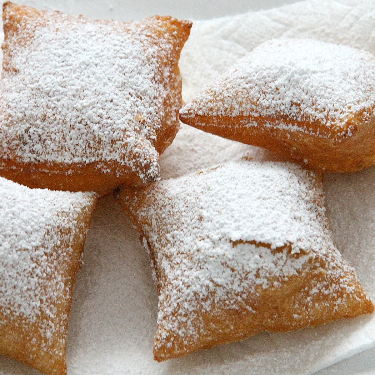 Puff Pastry Beignets Recipe Food Fanatic
