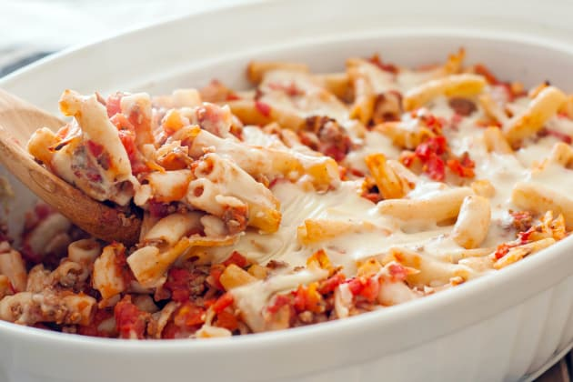 Slow Cooker Baked Ziti Food Network