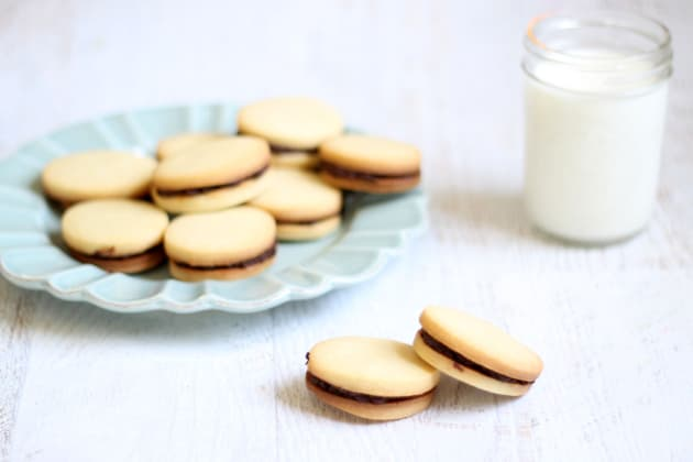 Homemade Milano Cookies Photo