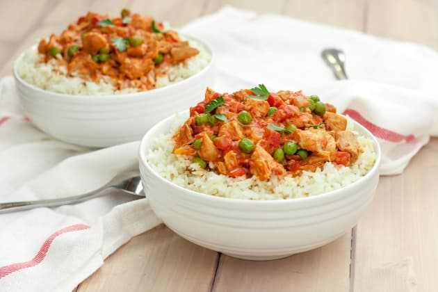 Instant Pot Chicken Tikka Masala Image