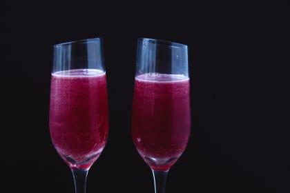 Cranberry Aquavit Cocktail