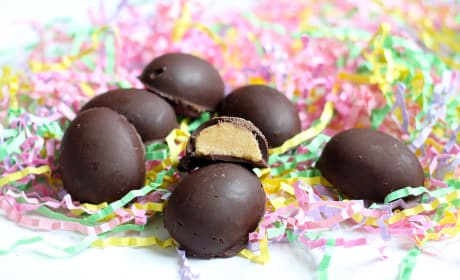 Homemade Peanut Butter Eggs Photo