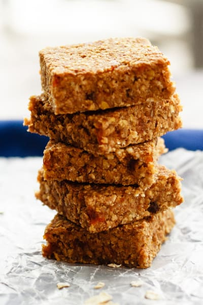 Apple Cinnamon Energy Bars Picture