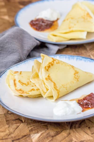 Russian Crepes Image
