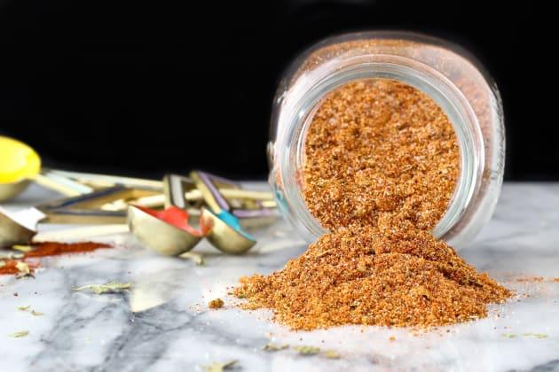 Homemade Fajita Seasoning Photo