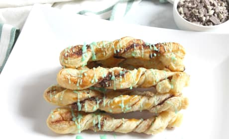 Mint Chocolate Cinnamon Sticks Recipe