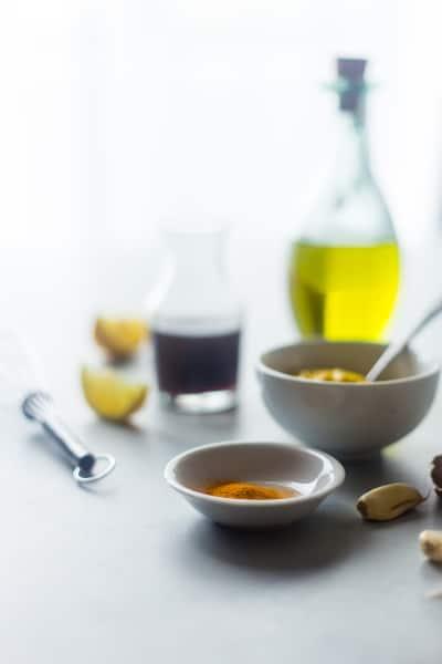 Asian Nicoise Salad Image