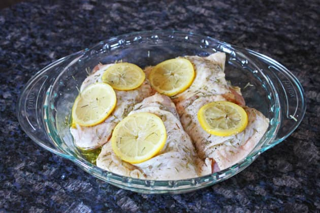 Rosemary Chicken Picture
