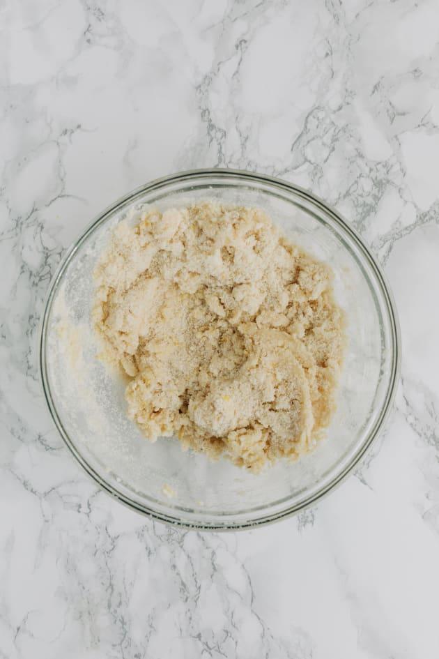 Gluten Free Lemon Crinkle Cookies Recipe Picture