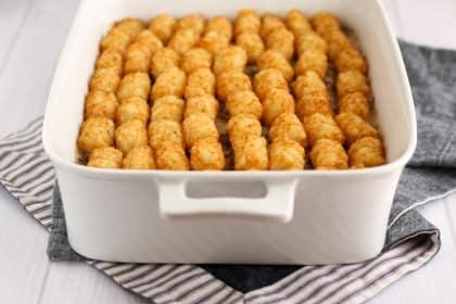 Gluten Free Tater Tot Casserole
