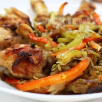 4 Aromas Chicken