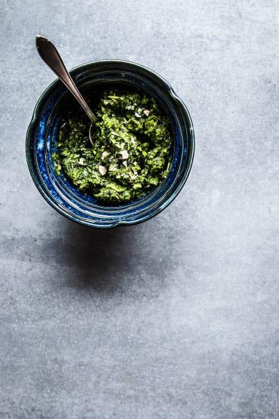 Lemon Asparagus Risotto Pic
