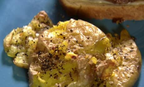 Pioneer Woman Crash Hot Potatoes Recipe