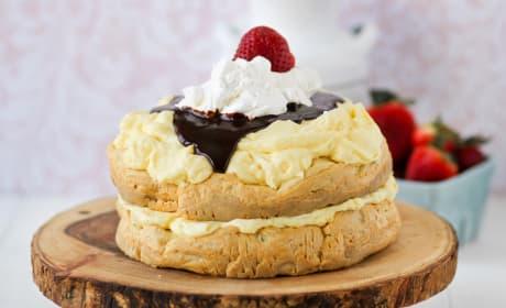 Cream Puff Cake Recipe