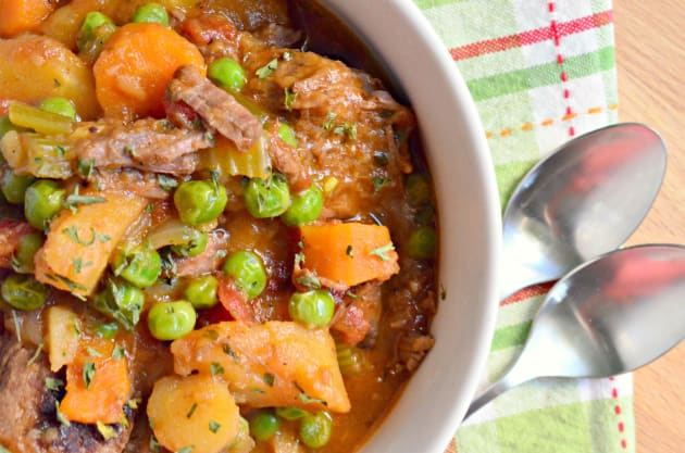 One Pot Beef Stew Image