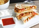 Spicy Tofu Quesadillas