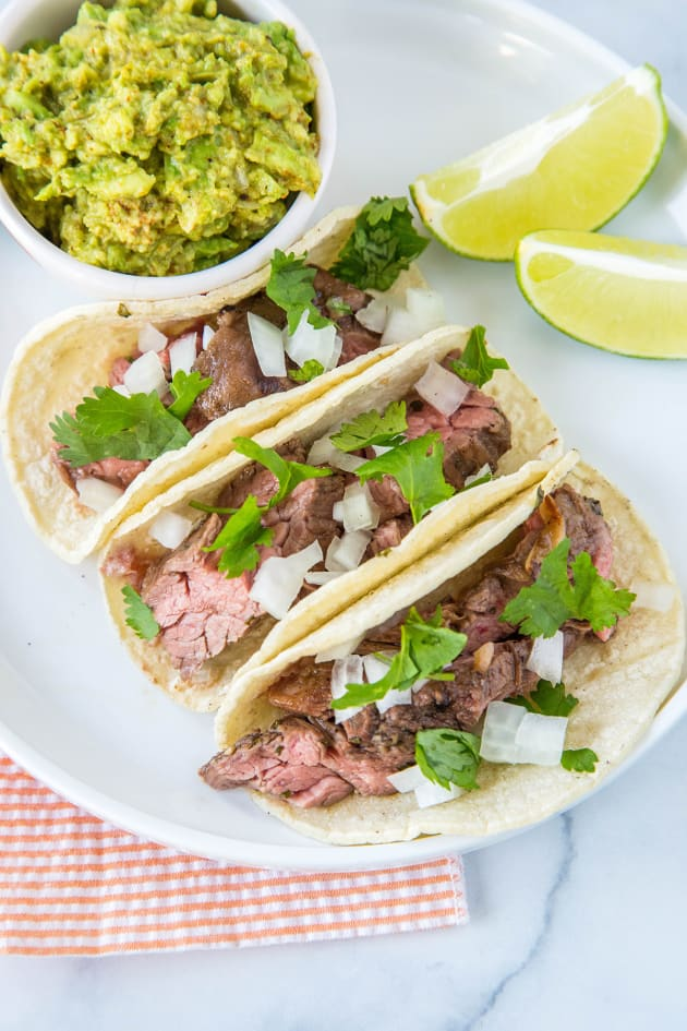 Flank Steak Tacos Pic