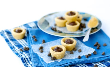 No Bake Peanut Butter Cookie Cups Photo