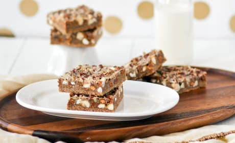 Gooey Spice Bars Recipe