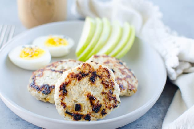 Paleo Chicken Apple Breakfast Sausage Photo