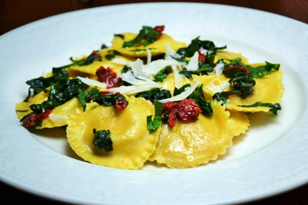 Brown Butter Ravioli Photo