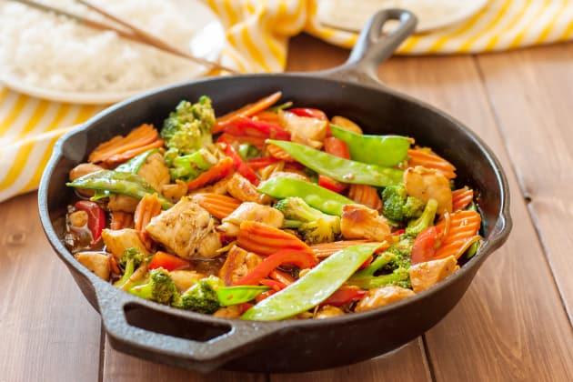Gluten Free Stir Fry Photo